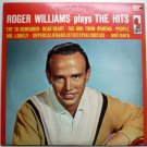 Roger Williams Plays the Hits lp