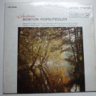 Liebestraum lp by Boston Pops / Fiedler