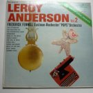 The Music of Leroy Anderson Vol 2 Frederick Fennell