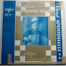Called Square Dances - Golden Anniversary lp by Floyd Woodhull