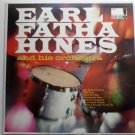 Earl Fatha Hines and his Orchestra lp