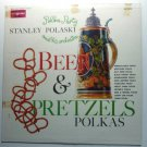 Beer And Pretzel Polkas lp by Stanley Polaski