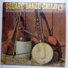 Square Dance Calls lp by Carson Robison