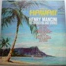 Music of Hawaii lp by Henry Mancini