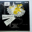 Piano Encores lp by Arthur Sanford - Rare
