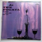 At The Fogata The Famous Guadalajara Night Club lp by Arturo Gonzales