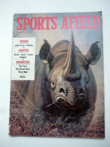 Sports Afield Magazine January 1960