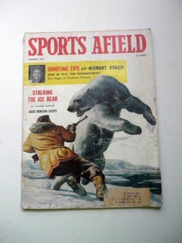 Sports Afield Magazine January 1961