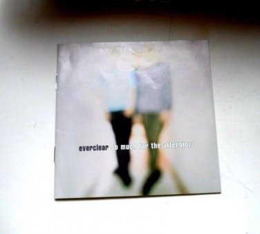 Everclear CD So Much for the Afterglow