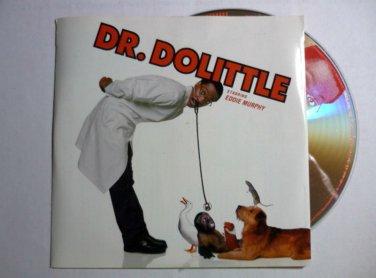Dr Dolittle CD Soundtrack Various Artists - Eddie Murphy