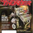 Street Thunder Magazine March April 2008 - 1948 Caddy 1969 Camaro