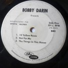 18 Yellow Roses Not For me Treat my Baby Good Plus 7 in by Bobby Darin