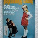 Psychology Today Magazine November 1976