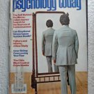 Psychology Today Magazine November 1977