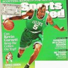 Nba Preview Sports Illustrated Kevin Garnett October 27 2008