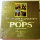 The Longines Symphonette Goes Pops - Sealed Boxed Set: Over 100 Selections