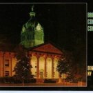 Unused Broome County Courthouse Binghamton NY Postcard 1970s