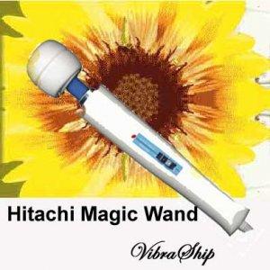 Hitachi Magic Wand Vibrator Massager