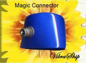 Magic Connection - For Hitachi Magic Wand Vibrator Massager