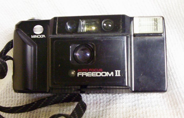Minolta Freedom II Auto Focus 35mm