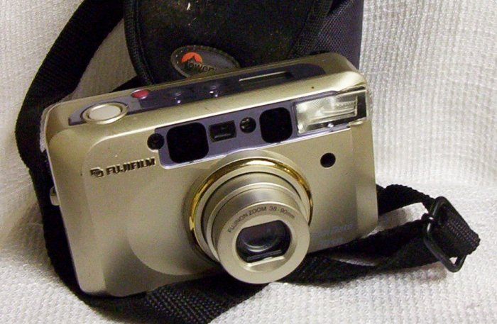 Fujifilm 90SR Zoom Point and Shoot
