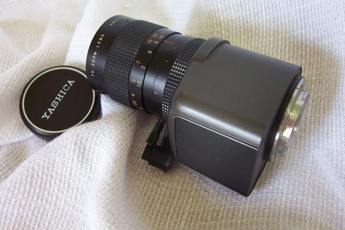 FUJI TV ZOOM LENS H6 X 12.5 DM 1:1.4/12.5-75