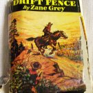 Zane Grey The Drift Fence 1933 G & Dunlap