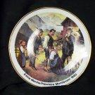 8 eme Marche Populaire Montbronn 1990 Comm. Plate