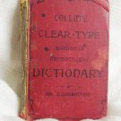 Collins' Clear Type Dictionary Illustrated