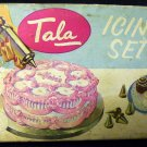 Tala Icing Set with 14 different decorator tips