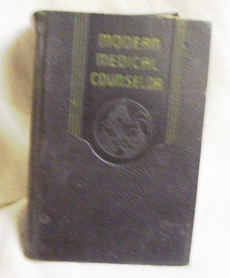 Modern Medical Counselor (1944) Vintage