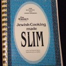 Jewish Cooking Made Slim (1983) Marjorie Weiner