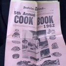 5th Annual Cook Book (1962) ~ Penticton Herald, Sept.28