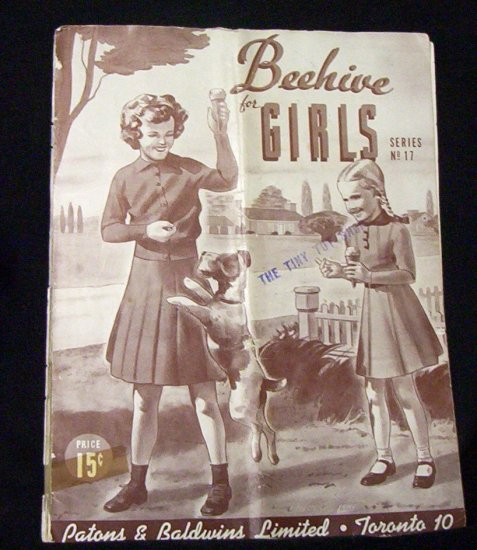 BEEHIVE FOR GIRLS (SERIES No. 17)
