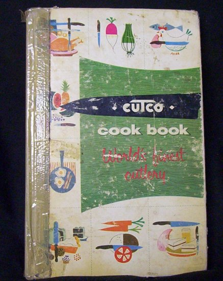 Cutco Cook Book Meat & Poultry Cookery Vol I (1956)
