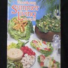 Free & Easy Summer Living Recipes by Hellmann&#39;s (1983)