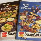 Food for Thought: 2 recipe books (International & Favourite Recipes)