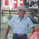 LIFE MAGAZINE May 1981 Ronald Reagan