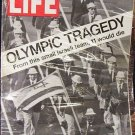 LIFE MAGAZINE September 15th, 1972 (Olympic Tragedy) 11 Israili Athletes murdered