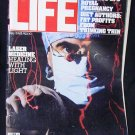 LIFE MAGAZINE May 1982 Laser Medicine (Healing with Light)