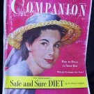 Woman's Home Companion April 1953 Safe and Sure Diet