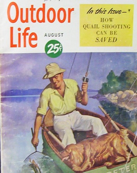 OUTDOOR LIFE AUGUST 1950