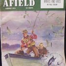 SPORTS AFIELD August 1951
