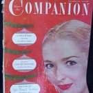 "WOMAN'S HOME COMPANION Dec. 1952 ""A Child is Born"""