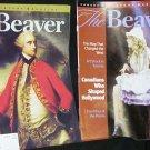 The Beaver (Canada's History Magazine) - 2 Magazines