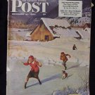 Saturday Evening Post  December 30,1950