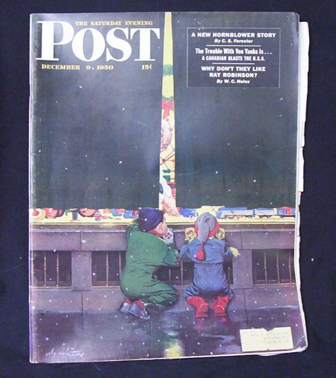 Saturday Evening Post  December 9, 1950