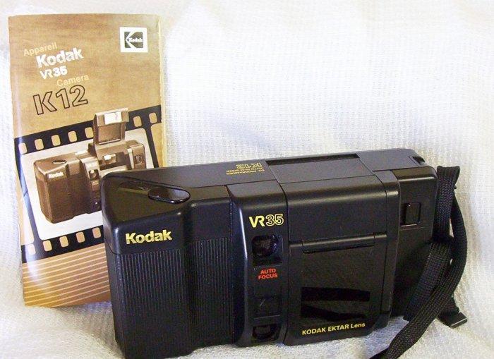 Kodak VR 35MM Camera K12 Kodak Ektar Lens