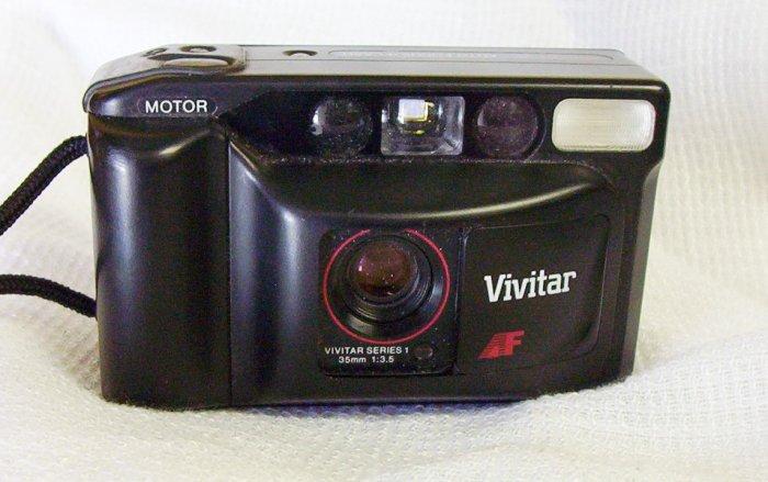 Vivitar Pocket 35 Auto Focus Flash