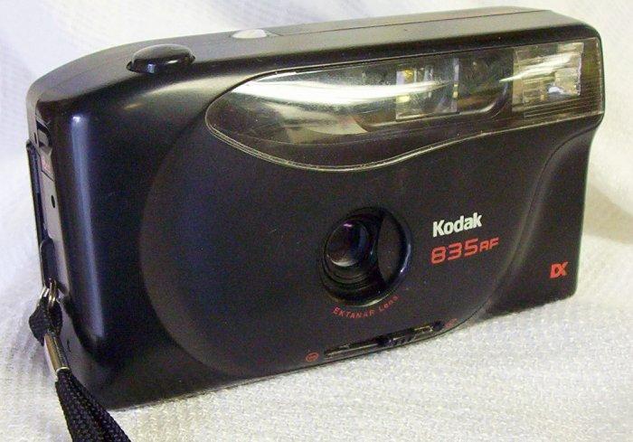 Kodak 835AFCamera DX with Ektanar Lens